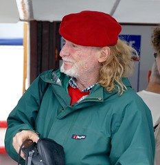 He Wore a Raspberry Beret (chdphd) Tags: firthofforth firth forth boattrip edinburgh