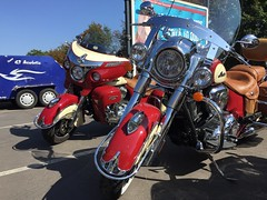 Amnville 2016 (Ludo Road-SixtySix) Tags: indianroadmaster indianmotorcycle roadmaster indian vintage