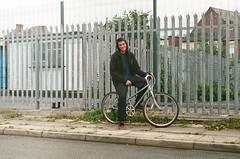 D.veg (Svoboudha_37) Tags: zenith film zenit vgan love bycicle kolo england uk liverpool bmxlife