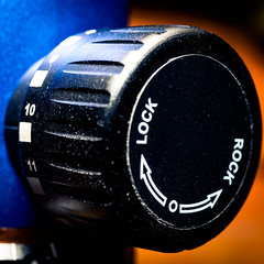 Lock or Rock (Ben Nakagawa) Tags: abstract2016 black cameraporn lock stilllife abstract blue closeup dial fineart head knob lens rock tightning 11cameraparts 500px