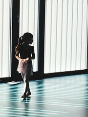 The Color Of School Full Length Indoors  Casual Clothing Young Adult Hobbies Looking Ballet Ballerina Ballet Dancer Looking Away Cute Childhood Person Innocence Window Lesson at GEMS World Academy (Marie Tixier-Brennan) Tags: thecolorofschool fulllength indoors casualclothing youngadult hobbies looking ballet ballerina balletdancer lookingaway cute childhood person innocence window lesson
