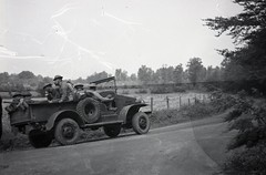 57th Infantry Brigade 017 (rich701) Tags: vintage old negatives ww2 military 1940s blackandwhite worldwartwo bw 44thinfantrydivision newjerseynationalguard 57thinfantrybrigade ng njng fortdix nationalguard newjersey nj njarng