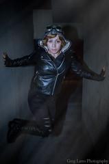 Gotham cosplay (Greg Larro Photography) Tags: gotham fish mooney nygma gordon selina kyle cosplay dragoncon 2016 dragoncon2016