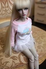 Violet (Mirra16) Tags: iplehouse bjd doll violet addiction grey jid girl