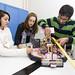 School of Engineering Freshman Class Hovercraft Projects