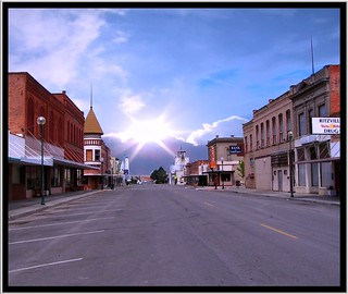 Ritzville WA ~ Small Town ~ Series Going Back Home Toronto Canada
