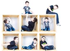 box2 Col (Rome D) Tags: portrait colour kids nikon box creative multiplicity boxes 1855 creativeportrait peopleinboxes kidinbox d3100
