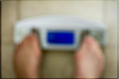 Focus Pocus #2 - Weigh In (Jill Clardy) Tags: blur scale bathroom blurry secret blurred diet weight day42 weighing dieting intentionalblur imnottelling focuspocus mg9751 day42365 3652013 365the2013edition 11feb13week7themefeetweighin