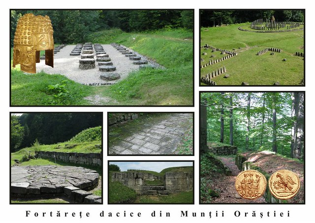 UNESCO: Dacian Fortresses of the Orăștie Mountains