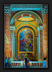 Vatican City, Saint Peter's Basilica (Albert Photo) Tags: city italy vatican rome roma building art history church architecture italian ancient europe european catholic cathedral god centre famous religion jesus great dome historical column stpeterssquare sanpietro stpetersbasilica piazzasanpietro basilicadisanpietro