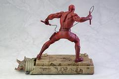Figura DareDevil Fine Art Marvel Kotobukiya (Acero y Magia) Tags: art fine marvel daredevil kotobukiya figura