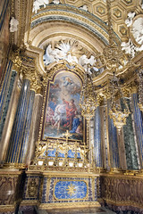 AFS-120214 (Alex Segre) Tags: city travel history portugal church saint de religious europe european lisbon interior capital cities churches chapel nobody historic inside baroque roch jesuit capela saoroque portugese alexsegre saojoaobaptista