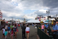 2012 NC Mountain State Fair (steviep187) Tags: lighting family carnival pink blue light red summer vacation sky people orange usa brown white black mountains color colour green colors beautiful yellow azul architecture clouds digital canon wow dark landscape fun outdoors eos rebel gold lights freedom landscapes nc amazing cool nice colorful warm pretty seasons gorgeous awesome gray vivid sunny grand fair carolina huge traveling dslr omg eastern scenics 2012 xsi wnc luminosity colorphotoaward ncmountainstatefair