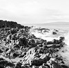 (alliance1) Tags: ocean bw seascape mediumformat maui delta100 ilford fujifilmgf670