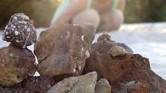 praia: antes... quadros ([Henrique Iwao]) Tags: praia do julia medina cho alter antes ilhas duas salaroli vdeodana kandy