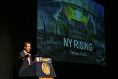 Governor Cuomo Delivers State of the State and Budget Message in Brooklyn (governorandrewcuomo) Tags: brooklyn budget sos kingsborough 22813
