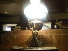 An object for staring (Babak Habibi) Tags: light cafe decoration lantern lanthorn