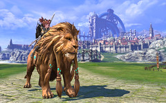 TERAHispano Jeweled Lion Mount (TERAHispano) Tags: game europa europe screenshots online imgenes oficial mmorpg arborea tera espaol realm fansite exiled gameforge terahispano