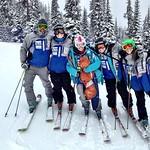 BC Women's Team at Sun Peaks Van Houtte Cup