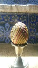 Ovos Decorativos - Dourado 2 (Fredi Ambrogi Ateli) Tags: artesanato decorao pascoa ovos polones