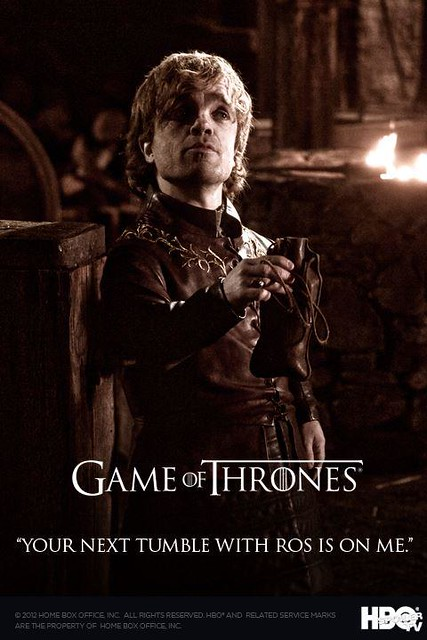 Game Of Thrones season 3 dvd grabs you and doesnt let go