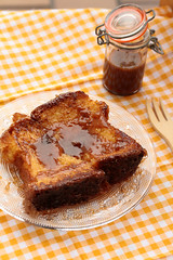 pain perdu methode Lignac (1)_ (nanieb12) Tags: pain caramel brioche perdu cyril lignac