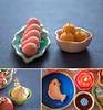 Traditional Persian sweets ({JooJoo}) Tags: persian iran iranian haftsin norooz nowrooz persiannewyear nowruz noruz haftseen joojoo sabzeh سبزه afsanehtajvidi thesevenss