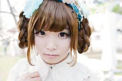 DSC_8779 (SSScat) Tags: girl spring lolita