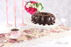 Chocolate cake (Hajar saif) Tags: