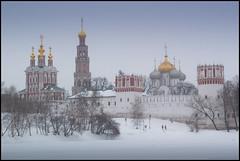 Moscow. Novodevichy Convent. (Yuri Degtyarev) Tags: city