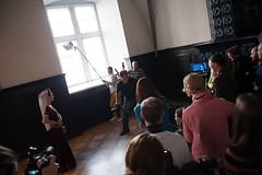 Joe McNally location lighting workshop (mrksaari) Tags: blog tallinn estonia joe workshop setup mcnally bts d700 2470mmf28g