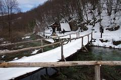 28.3.13 Plitvice 101 (donald judge) Tags: snow ice lakes croatia waterfalls limestone karst plitvice plitvicka jezero