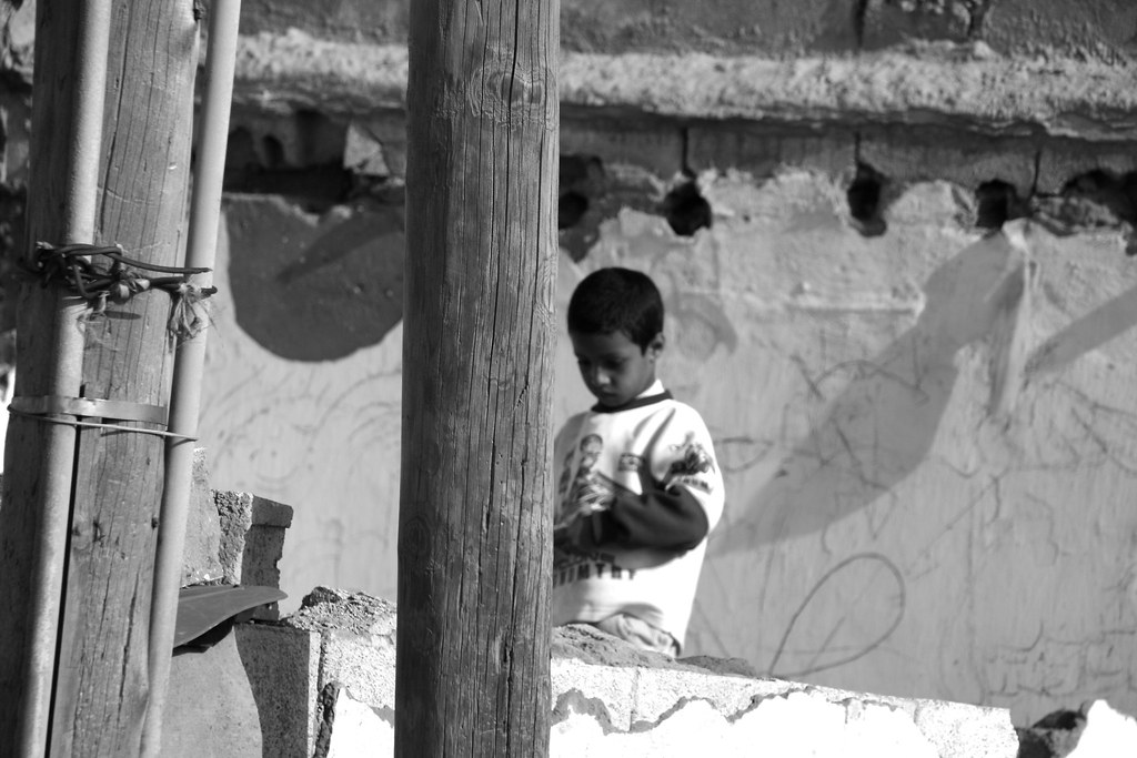 8afd118b952 Periferia di Rabat (ste-1965) Tags: blackwhite e marocco periferia bianco  nero