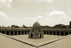 Empty (varghaD) Tags: architecture mosque cairo islamic ibn tulun
