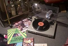 Vinyl Friday Night (k_stoilova) Tags: vinyl summiluxm leicam8 f1435mm