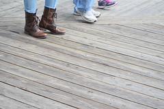 2013-03-30 (68) Ocean City MD - boots (JLeeFleenor) Tags: girls woman beach easter photography foot donna shoes boots photos femme mulher footwear boardwalk frau vrouw dona oceancitymd wanita  tightjeans   kvinne   nainen kobieta   kvinde ena  kvinna kadn n lamujer    foot  ngiphn