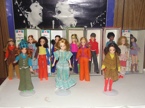 World of love dolls collection