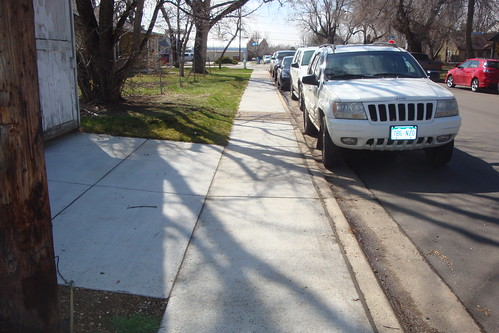Photo - Pine Street Missing Sidewalk Link (Completed)