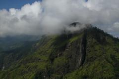 Landscape in Sri Lanka