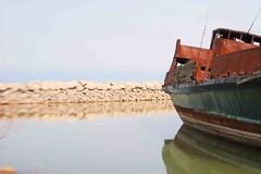 1 (nolajuju) Tags: canada lensbaby boat niagara jordan shipwreck tallship wreck composer moored jordanstation blurrededges