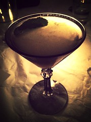 Polish martini (roberteklund) Tags: uk greatbritain autumn england london fall restaurant drink unitedkingdom indoor baltic 2011 storbritannien host uploaded:by=flickrmobile flickriosapp:filter=mammoth mammothfilter