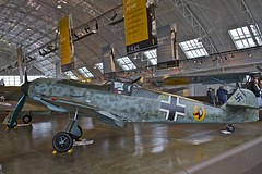 Messerschmitt BF 109 E-3 (Emil) IMG_6744 (RSPT49) Tags: airplane mess fighter wwii german bf109 me109 monoplane flyingheritagecollection
