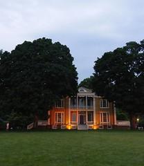 Boscobel in the Light (Stanley Zimny (Thank You for 21 Million views)) Tags: light ny building tree history night mansion boscobel