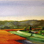 "<b>Oneota Valley Study</b><br/> Maakestad, Oil, LFAC, 2002: 08:01, Painting<a href=""http://farm9.static.flickr.com/8521/8671622819_935efca2da_o.jpg"" title=""High res"">∝</a>"