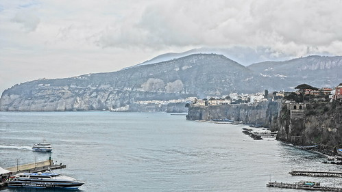 Sorrento HDR Painting