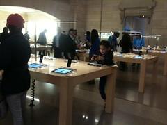 #AppStore en la Estación Central