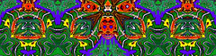 Apr 26 (joybidge (back from vacation)) Tags: canada art colourful exciting kaleidoscopic detailed alteredimage fractallike veganartist naturepatternscanada philscomputerart magicalgeometry