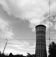 panorami milanesi (Luca Scarpa) Tags: architettura architecture milano film hasselblad bn bw blackandwhite biancoenero ilford