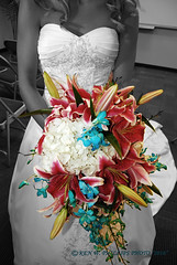 DSC_0104C_TT_TXTKWPCPYRT2016_W (KEN W. PHILLIPS PHOTO) Tags: karabryce2016 kara~bride beautifulfigures captivatingbeauty flowers bridalbouquet fitmodels gorgeousbride summerwedding tanmodels beautifultan petitemodels petitebride petitewomen beautifuldress handcolored specialday kenwphillipsphoto weddingday weddingpreps blackandwhite whitedress bouquet bouqeut