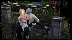 dante_and_trish_by_dantedevilknight-d7ng20r (Dante x Trish) Tags: devilmaycry relationship pairing      people manga japan anime dmc dante trish devil may cry game dmc4 love hug  capcom videogame fantasy video games gaming gloria